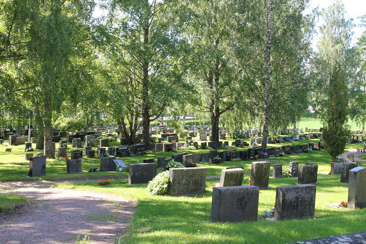 Yläneen hautausmaa