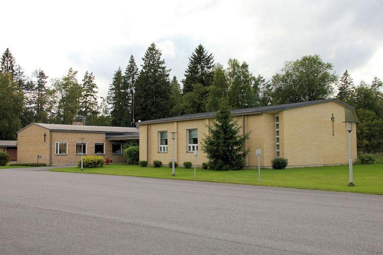 Karinaisten seurakuntatoimisto