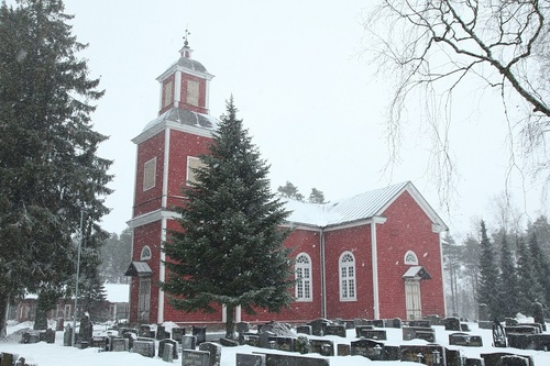 Oripään kirkko