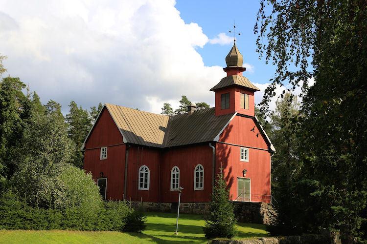 Karinaisten kirkko