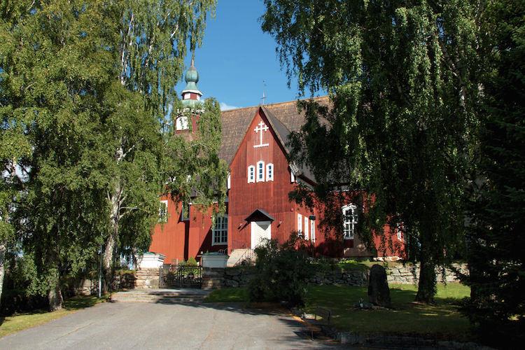 Yläneen kirkko