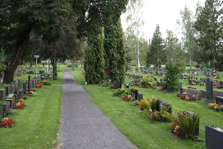 Pöytyän hautausmaa